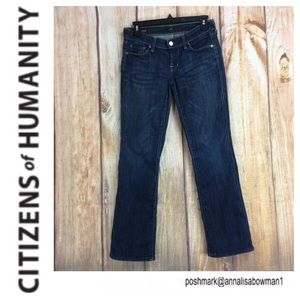 💸Citizens of Humanity KELLY Low Waist Bootcut